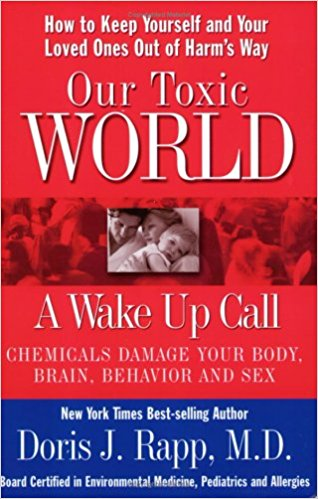 Our Toxic World Book Cover