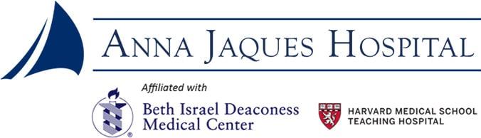 Anna Jaques Hospital's logo
