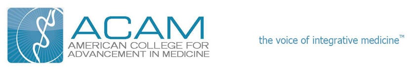 American College for Advancement in Medicine Logo